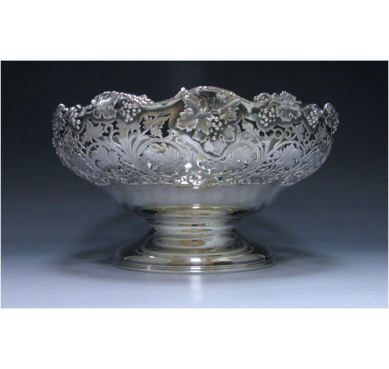 Sterling Silver George VI Bowl made in 1949