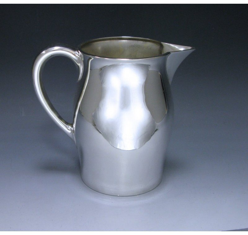 American Sterling Silver Water Jug made in c.1935