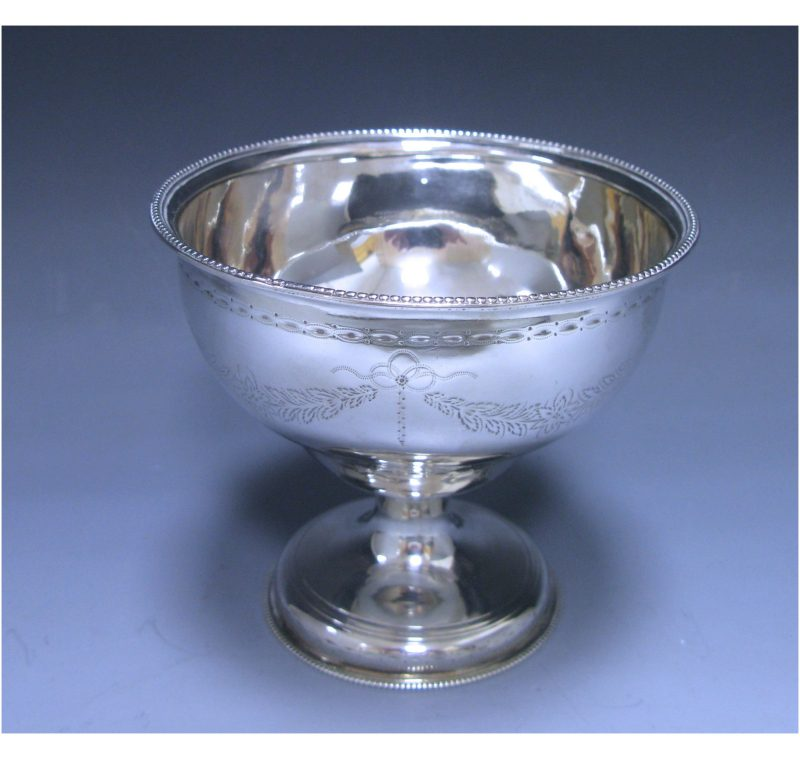 A George III Irish Silver Bowl
