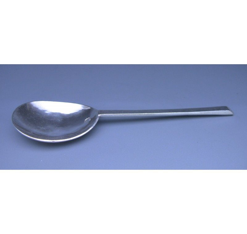 "Antique Commonwealth Silver Slip "" Top Spoon"